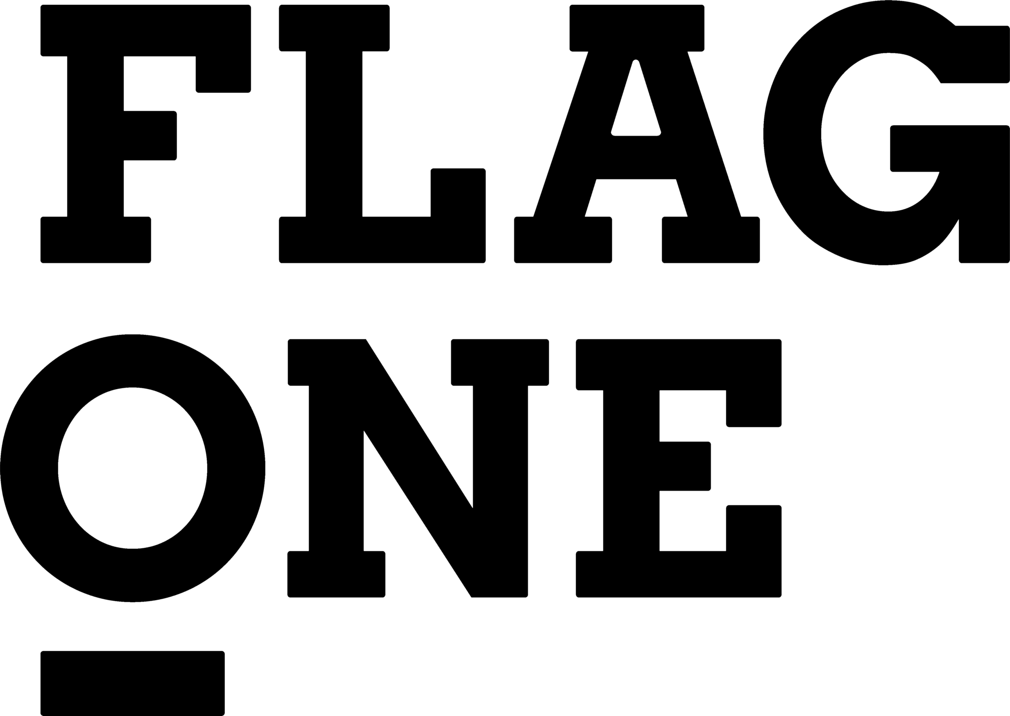 Flagone